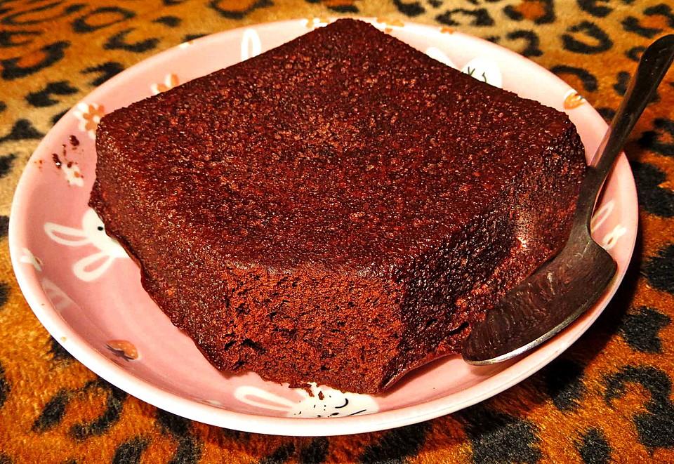 Makkuros Low Carb Brownie Aus Der Mikrowelle Von Makkuro Chefkoch De