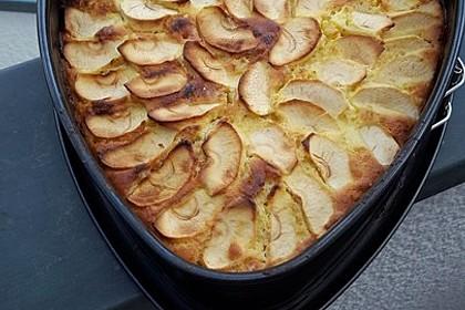 Low Carb Apfelkuchen 20