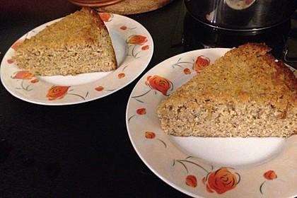 Low Carb Apfelkuchen (Bild)