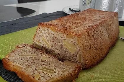 Low Carb Apfelkuchen 7