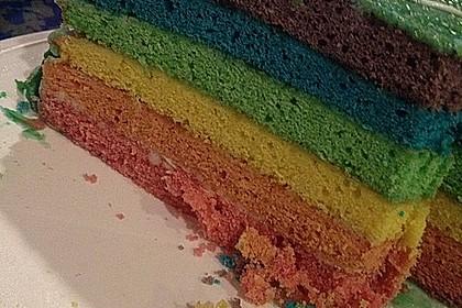 Regenbogenkuchen Von Momoboutte Chefkoch De