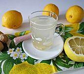Ingwer-Zitronen-Tee (Bild)