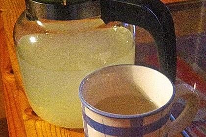 Ingwer-Zitronen-Tee 1