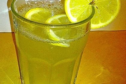 Ingwer-Zitronen-Tee 4