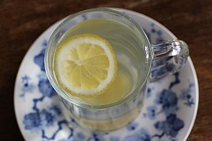 Ingwer-Zitronen-Tee 3
