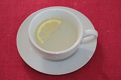 Ingwer-Zitronen-Tee 5