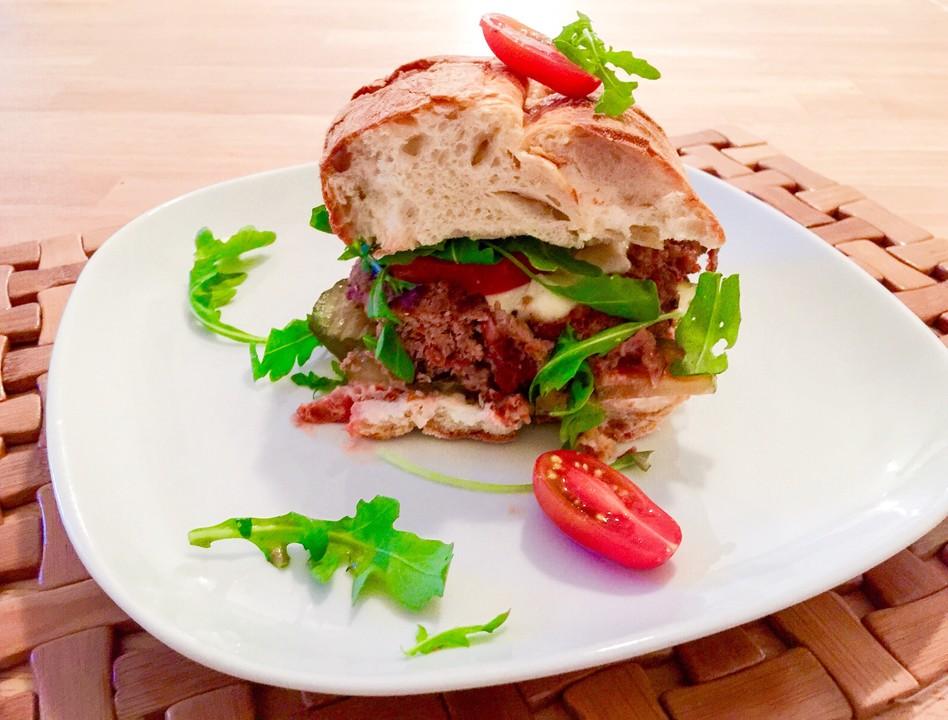 Italienische Burger Von Missjamjam Chefkochde