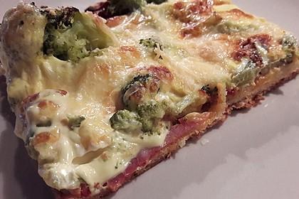 Pizza à la Hollandaise 5