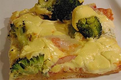 Pizza à la Hollandaise