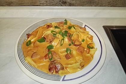 Wurst Pasta 31