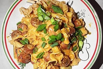 Wurst Pasta 5