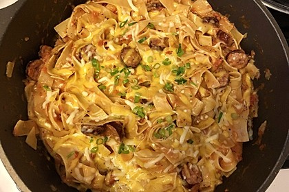 Wurst Pasta 35