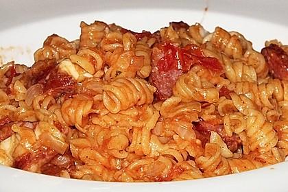 Wurst Pasta 25