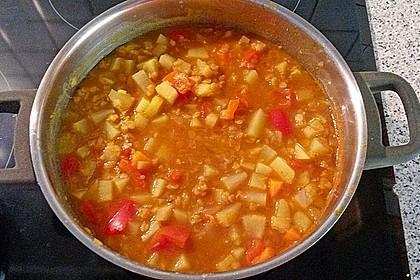 Linsen-Kartoffel-Eintopf mit Garam Masala 2