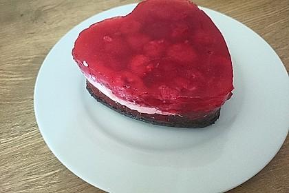 Himbeer-Nuss-Kuchen 2