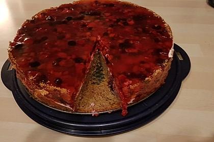 Himbeer-Nuss-Kuchen 6