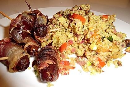 Couscous-Salat mit Aprikosen und Pistazien 2