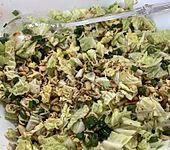Asia Nudelsalat mit Chinakohl (Bild)