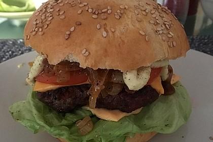 Die perfekten Hamburgerbrötchen 51