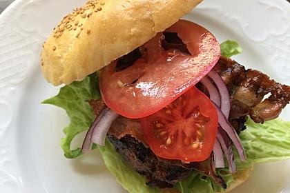 Die perfekten Hamburgerbrötchen 14