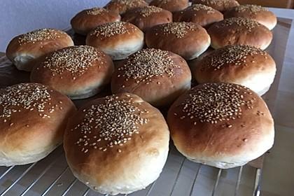 Die perfekten Hamburgerbrötchen 34