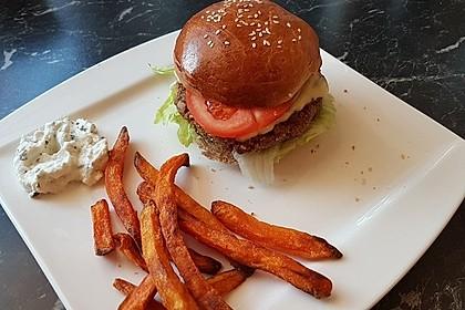 Die perfekten Hamburgerbrötchen 7
