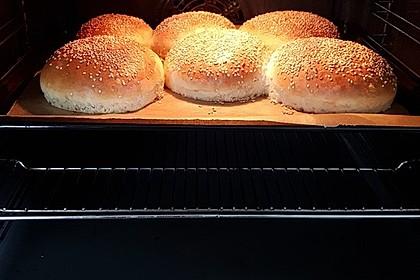 Die perfekten Hamburgerbrötchen 13