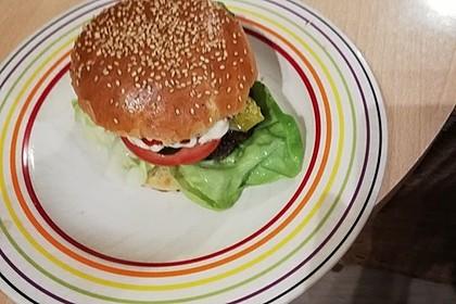 Die perfekten Hamburgerbrötchen 38