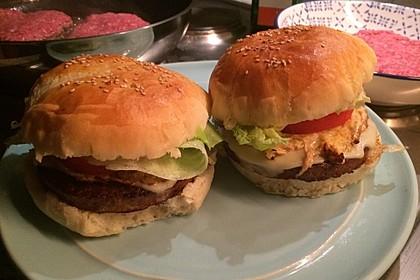 Die perfekten Hamburgerbrötchen 47