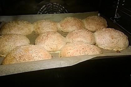 Die perfekten Hamburgerbrötchen 50