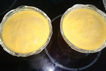 Cremiger Amaranthbrei mit Mandelmilch