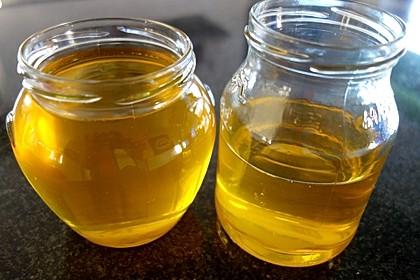 Butterschmalz oder Ghee selbst gemacht, Backofenmethode 2