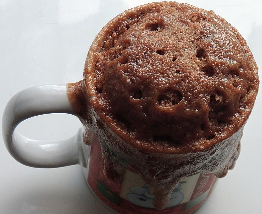 Schoko Tassen Kuchen Von Y U M M Y Chefkoch De