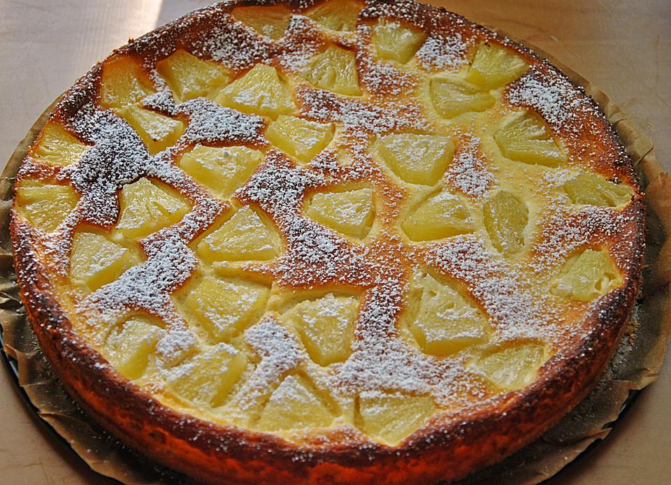 Ananas Quark Kuchen Von Shivaya66 Chefkoch De