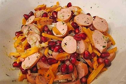 Wiener-Würstchen-Salat
