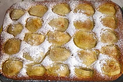 Apfelkuchen, sehr fein (Bild)