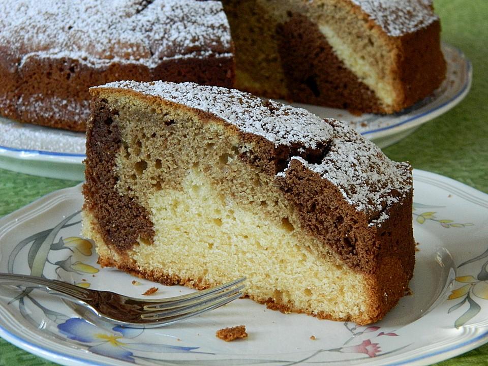 Eierlikor Kaffee Kuchen