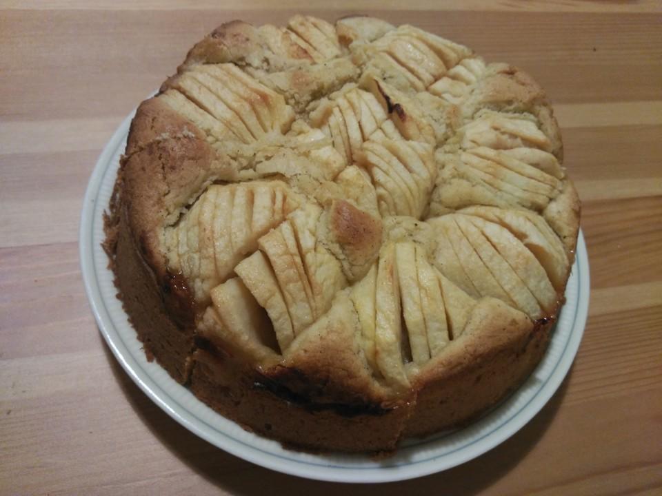Versunkener Mini Apfelkuchen Von Candyjul Chefkoch De