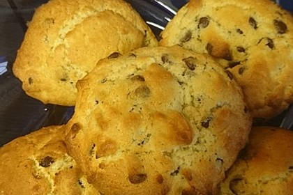 Double-Chocolate Chip Cookies 30