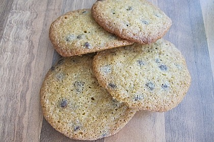 Double-Chocolate Chip Cookies 13