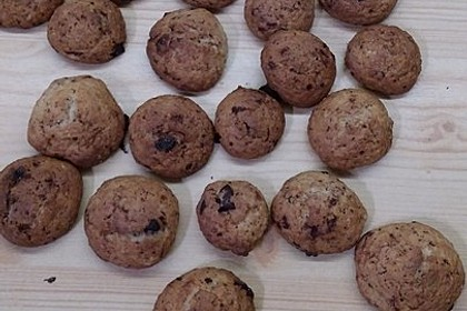 Double-Chocolate Chip Cookies 27