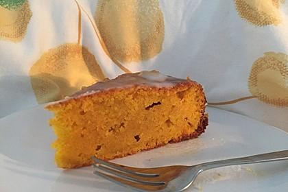 Karottenkuchen, Rüblikuchen oder Möhrenkuchen 335