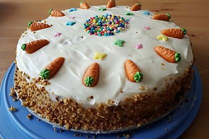 Karottenkuchen, Rüblikuchen oder Möhrenkuchen 174