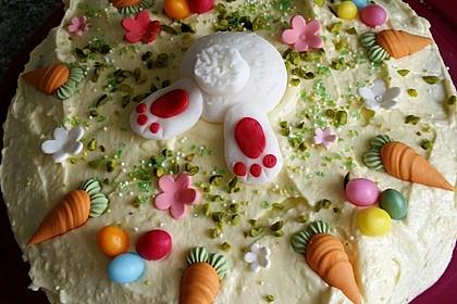 Karottenkuchen, Rüblikuchen oder Möhrenkuchen 228