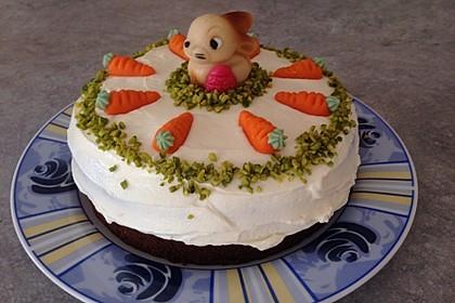 Karottenkuchen, Rüblikuchen oder Möhrenkuchen 83