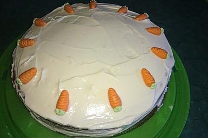 Karottenkuchen, Rüblikuchen oder Möhrenkuchen 172