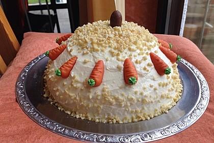 Karottenkuchen, Rüblikuchen oder Möhrenkuchen 325