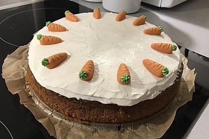 Karottenkuchen, Rüblikuchen oder Möhrenkuchen 93