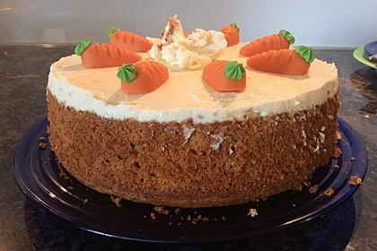 Karottenkuchen, Rüblikuchen oder Möhrenkuchen 151