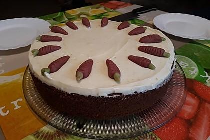Karottenkuchen, Rüblikuchen oder Möhrenkuchen 270
